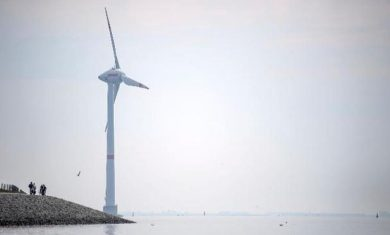 Germany Seeks 5-fold Increase In Offshore Wind Power By 2040