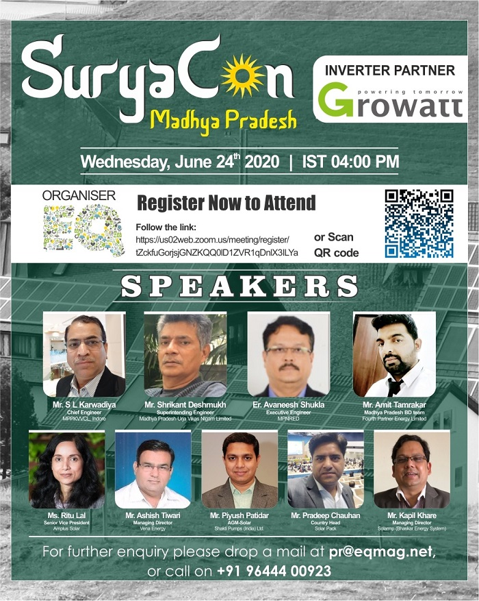 Suryacon Madhya Pradesh Webinar