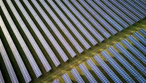 Record low tariff bidding for new solar projects, due to chance coming together of many positives