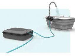 Meet the GoSun Flow, our Solar Water Purifier