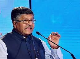 Ravi Shankar Prasad clarifies Rs 50,000 cr electronics incentive scheme is pro-India, will boost local cos