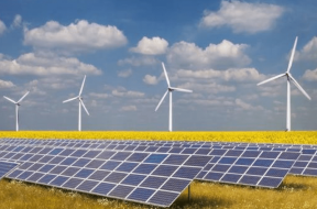 UPDATE 2-Brazil's Patria forms renewable energy firm with 800 MW of solar, wind projects, sources say