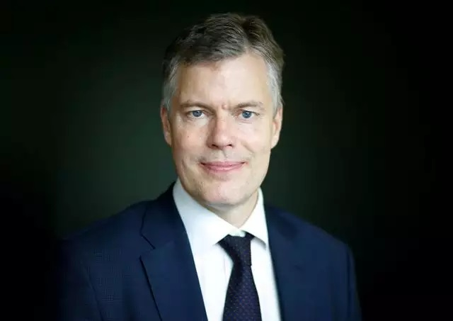 Fortum's new CEO sees natural gas, hydrogen helping green transition