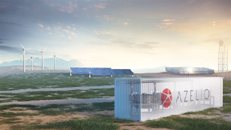 Azelio signs MoU with partner in Mexico for energy storage supply to commercial and industrial customers
