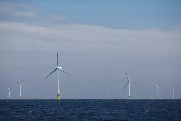 This company alone accounts for over a half of wind and solar investments by global oil majors