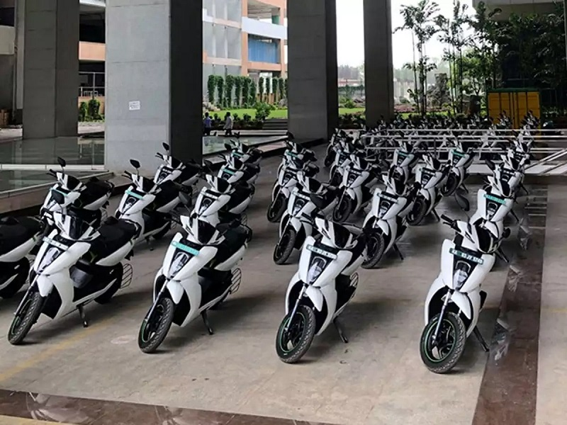 Ather Energy to roll out scooter exchange program