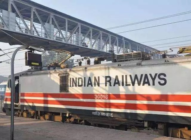 """Indian Railways gears up to become """"Green Railway"""" by 2030"""