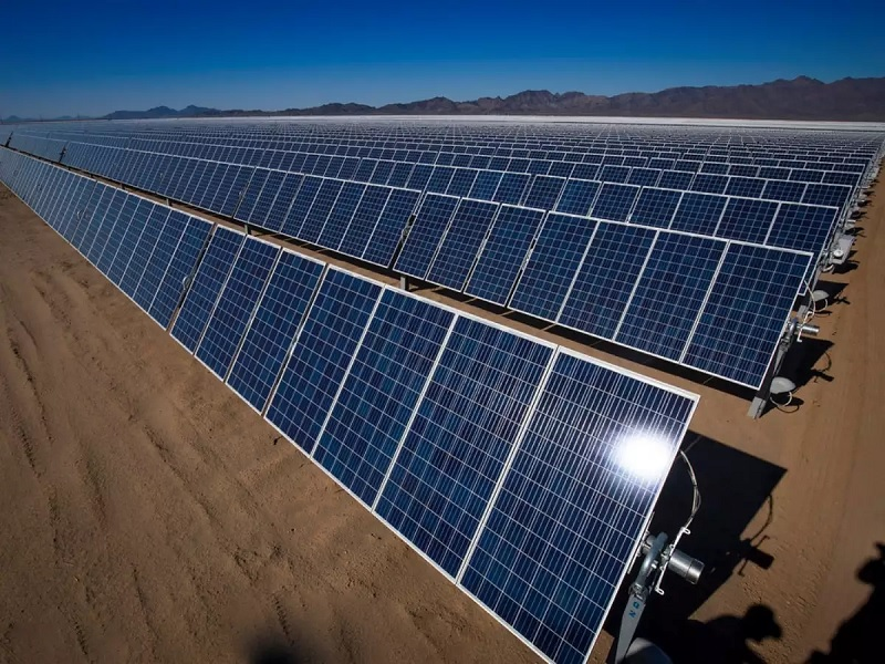 Rajasthan set to get 1,070 mw solar power to hike green footprint