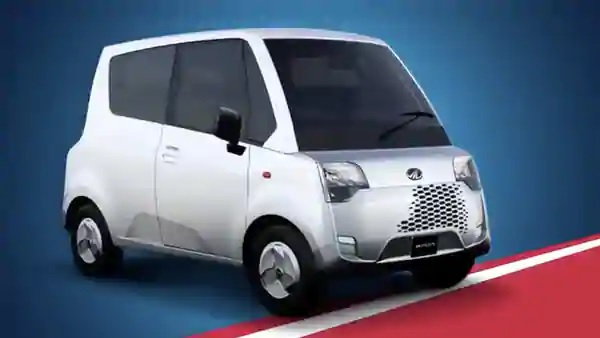 Mahindra teases Atom electric vehicle, launch likely next year