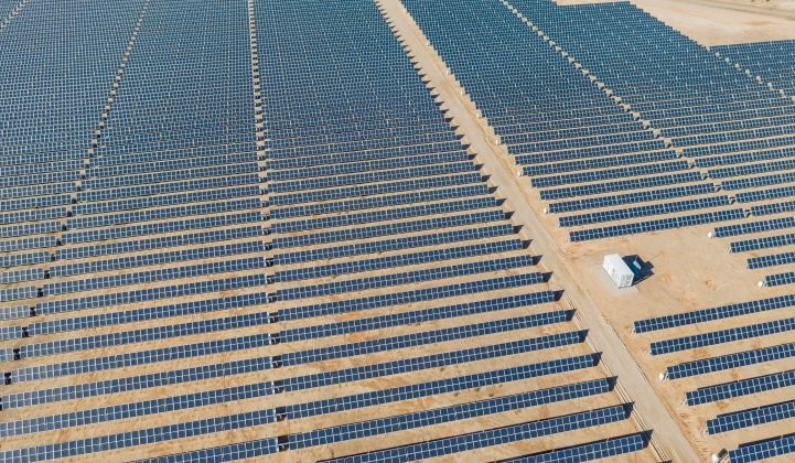 More Big Batteries Coming to the West, as EDF Renewables Nabs Deal With NV Energy