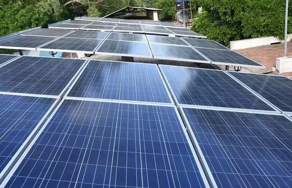 Goa: Solar plant installed at Raia institute