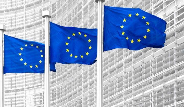 Europe's Green Hydrogen Revolution Is Turning Blue