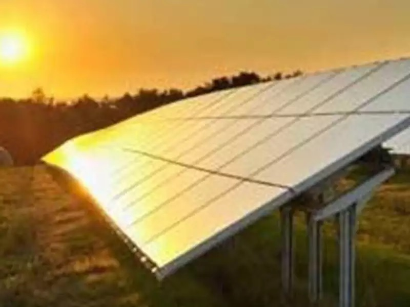 Punjab hopes to cut subsidy bill with solar power to farmers