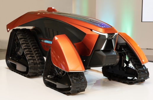 Fields May Be the Next Stage for Electric Vehicles and Robots Instead of Roads