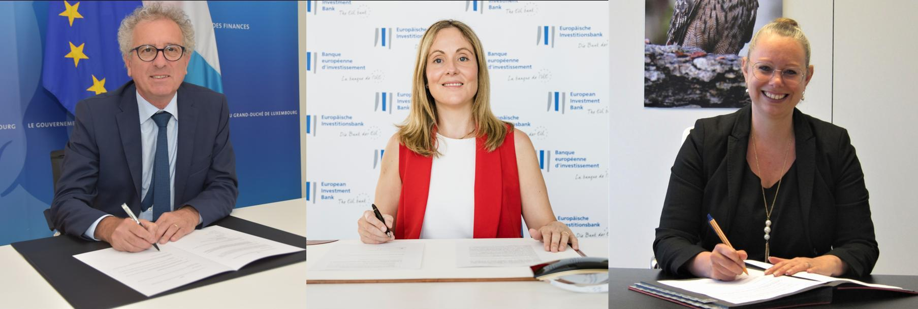 EIB and International Climate Finance Accelerator Luxembourg join forces to shape the leading climate finance fund managers of tomorrow