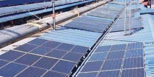 Central Railway goes for economical & environmentfriendly solar & wind renewable energy