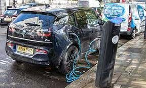Electric vehicles are now on average £107 CHEAPER a year to own than petrol cars, analysis of lifetime running costs reveals