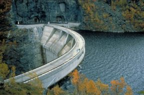 European Hydropower Lags as Hydrogen and Batteries Soar