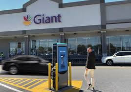 Giant partners with Volta to provide electric vehicle charging