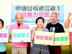 Government urged to halt CPC project to save reefs