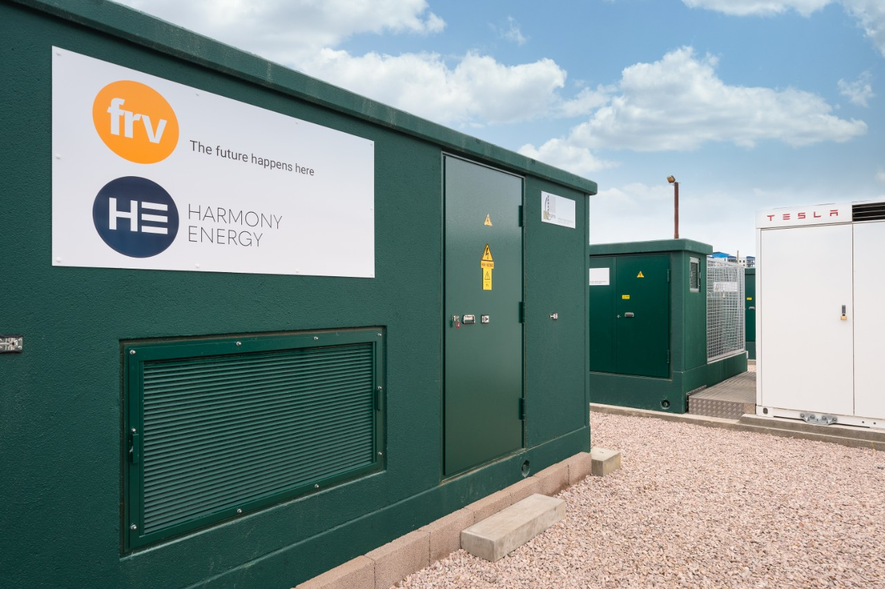 Harmony Energy partners with FRV for utility-scale storage project