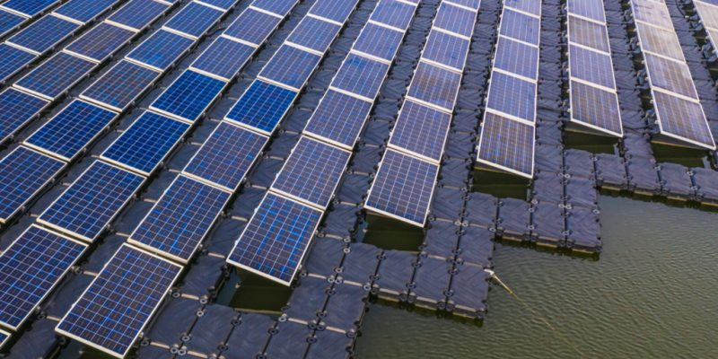 KENYA : KenGen to install solar power plants in the reservoirs of 3 dams