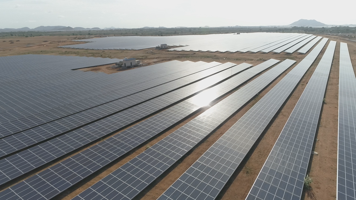 500 MW Ibri 2 solar PV project achieves new milestone