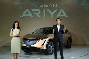 Nissan takes on Tesla in China's electric car market