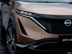 Nissan unveils Ariya crossover as first new all-electric vehicle under turnaround plan