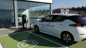 PARTNERSHIP OF BLINK CHARGING HELLAS & NISSAN NIK. I. THEOCHARAKIS S.A. TO EXPAND EV CHARGING IN GREECE