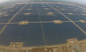 Reliable power forecasts for the largest solar parks in the world