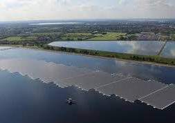 SCCL mulling 500 MW floating solar power units on reservoirs