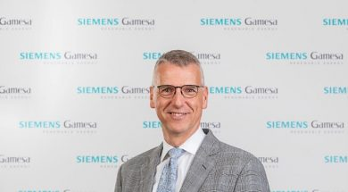 Siemens Gamesa adds new CFO and CEOs for business units