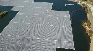TUNISIA Qair to build floating solar power plant at Berges du Lac