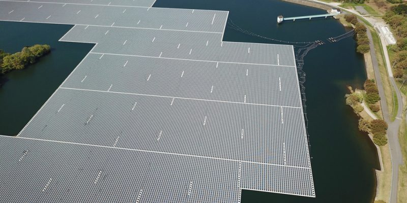 TUNISIA: Qair to build floating solar power plant at Berges du Lac