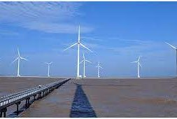 Wind energy in Vietnam, wind turbines in Bac Lieu