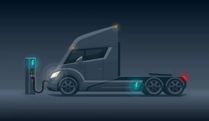 WoodMac: 54,000 Electric Trucks on US Roads by 2025
