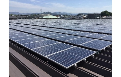 ORIX Launches Part One of its Third-Party-Owned Solar Power Generation System Model with BCP Functions