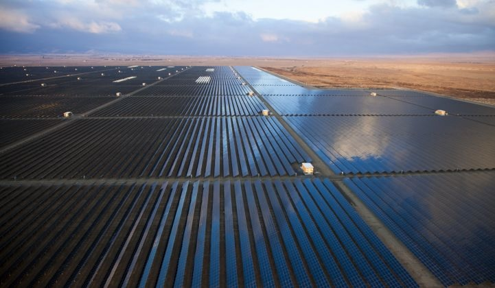 WoodMac: Large-Scale Solar Holds Cost Edge Despite ITC Stepdown, Coronavirus Impacts