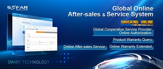 Official Launch of SOFARSOLAR Global Service System Aiming at Providing Better Service for Global Customers