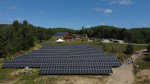 Badger joins solar grid, but NH lags behind New England region