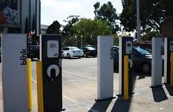 Blink Charging Signs Agreement with Cushman & Wakefield for Deployment of Electric Vehicle Charging Stations