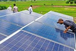 Centre extends duty on Chinese solar goods