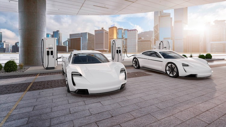 Japanese infrastructure company selects ABB's Terra 184 electric vehicle chargers