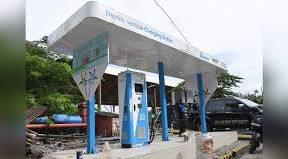 KSEB's first electric vehicle charging station set up in Thiruvananthapuram