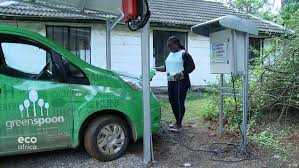 Living Planet: E-mobility helps clean up Kenya's capital