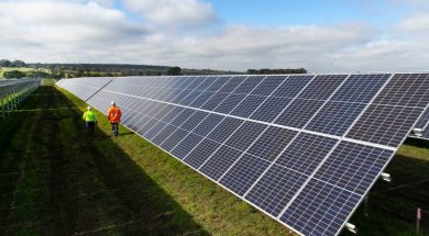 Melbourne Airport Building Largest Behind-The-Meter Solar Power Plant In Australia
