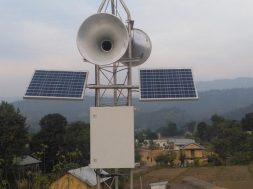 PV power provides flood warning in Nepal