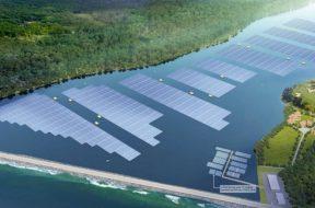 Sembcorp bags $40m DBS loan facility for Tuas floating solar farm
