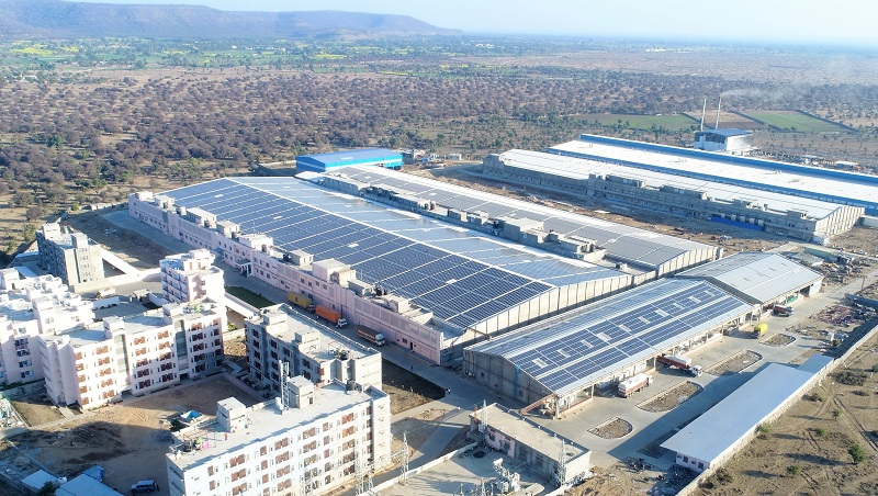 Neev Fund Backed SunSource Energy Inaugurates a 6 MW rooftop project for a Leading Textile Company